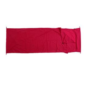 Basic Nature - Drap sac de couchage - bordeaux